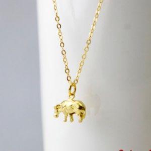 Ox/Bull Necklace/Bracelet/Anklet, Handmade 🌸